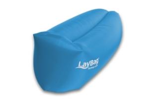 Laybag Test Blau