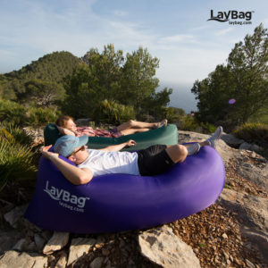 Laybag Test - Komfort